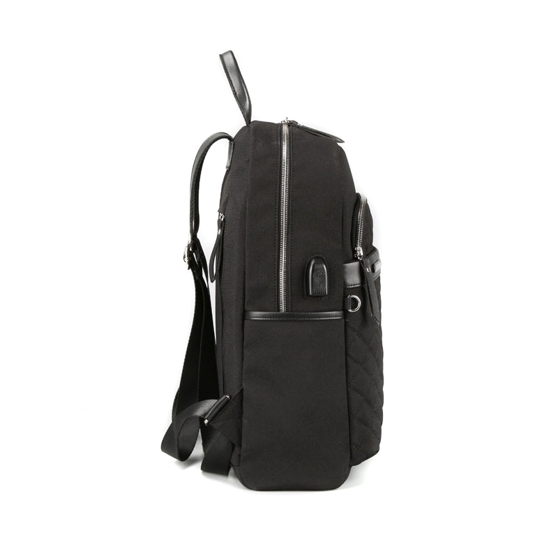 "Mochila Porta Notebook de 13,3"" Lady in Black"