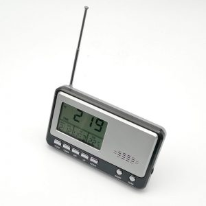 Radio reloj digital